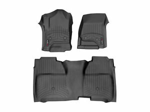 Weathertech Floorliner For Chevy Silverado Gmc Sierra 1500 2500hd 3500hd Vinyl