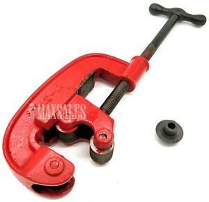 1 To 3 Pipe Cutter Plumbing Threader Tubing Cutter Pipes Hand Cutter Tools