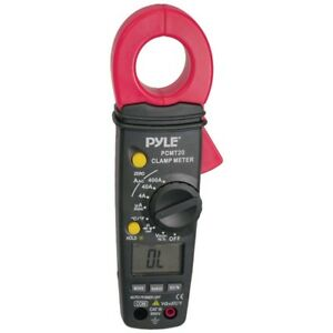 Pyle meters Pcmt20 Digital Clamp Meter