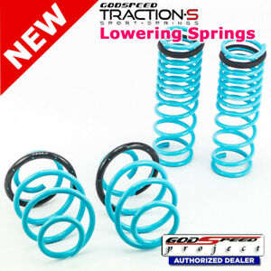 Traction s Sport Springs For Honda Accord 2013 up Ct cr Godspeed Ls ts ha 0005