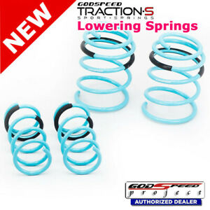 Traction S Sport Springs For Nissan Altima L31 2002 06 Godspeed Ls Ts Nn 0003 A