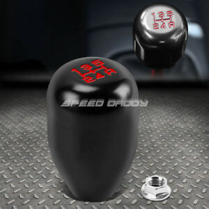 For 88 00 Honda Civic Crx Acura Integra Black Racing Manual 5 Speed Shift Knob