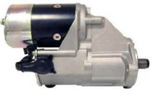 New Starter Motor Fits Toyota Lift Truck Sdk8 281004280071 1280004101 1280004102