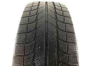 Used P235 60r18 107 T 8 32nds Michelin Latitude X ice Xi2