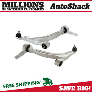 Front Lower Control Arm Ball Joint Pair For 2004 2008 Maxima 2002 2006 Altima