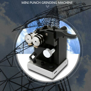 High Precision Mini Punch Pin Grinder Grinding Machine Lathe Cnc Turning Tool