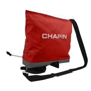 Chapin 84700a 25 Lbs Professional Bag Seeder With Surespread
