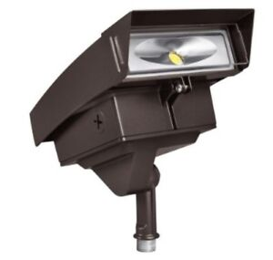 Flood Light Mounting Kit Home Accessory Led Ground Wall Universal Safety Steel