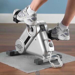 Power Assist Pedaler Leg And Arm Exercise Physical Therapy Machine With Straps