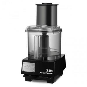 Waring Wfp14s Food Processor With 3 1 2 Qt Batch Bowl