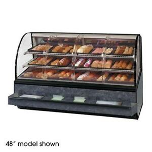 Federal Sn 59 ss Series 90 59 Non refrigerated Self serve Bakery Case