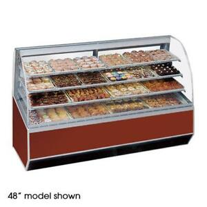 Federal Sn 77 Series 90 77 Non refrigerated Bakery Case