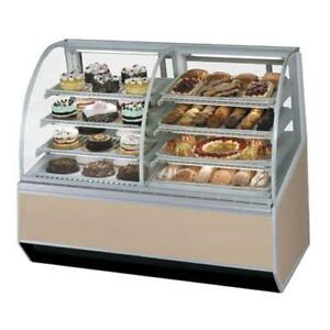 Federal Sn48 3sc Series 90 48 Dual Zone Bakery Case