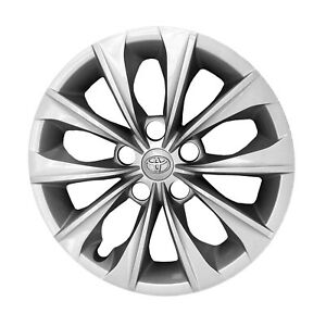 16 2015 2016 Toyota Camry Hubcap Hub Cap Wheel Cover