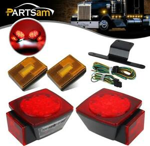 Led Submersible Lights Kit For Under 80 Snowmobile Camper Boat Utility Trailers