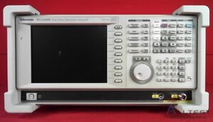 Tektronix Rsa3308b Dc 8 Ghz Real Time Spectrum Analyzer 15 Mhz Bandwidth