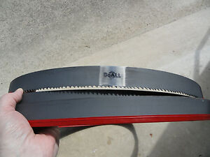 Do All silencer Band Saw Blade 16 2 1 1 4 Wide 4 6 Tpi