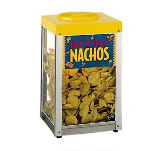 Star 15ncpw 15 In Nacho popcorn Merchandising Warmer
