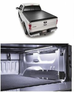 Truxedo Deuce Tonneau Roll Up Folding Cover Access 24 Light For Ford F 150