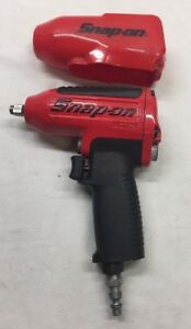 Snap On Mg325 Mg 325 Super Duty Air Impact Wrench Pneumatic Great Shape Look
