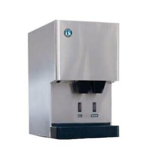 Hoshizaki Dcm 270bah os Air Cooled 288 Lb Cubelet Ice Maker Dispenser