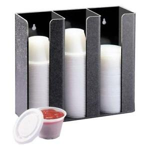 Cal mil 278 4 3 Section 4 In Ramekin And Lid Dispenser