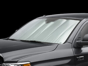 Weathertech Techshade Windshield Sun Shade For Toyota Tundra 2014 2018 Front