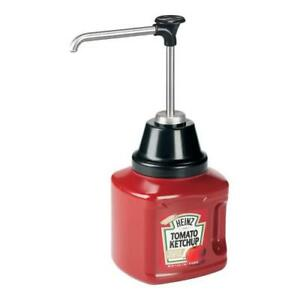 Server 88010 Stainless Steel Bottle Pump For Heinz Pour Store