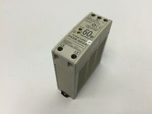Idec Ps5r sd24 Power Supply Input 100 240vac 1 7a Output 24vdc 2 5a 60w