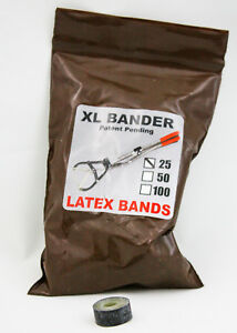 Tools Xl Band Castration Scrotum Bull Goats 25 Easy To Use Castrate New