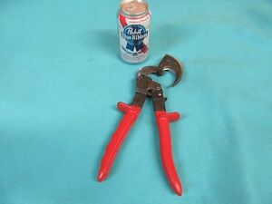 Klein No 63060 Ratcheting Cable Cutter cu al Only nice k5 16 18