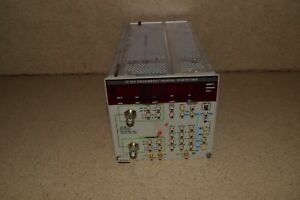 Tektronix Dc5010 Dc 5010 Programmable Universal Counter timer Plug In tp168