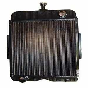 Radiator Farmall International 2756 656 2656 706 766 2706 391200r91