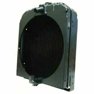 Radiator Compatible With Allis Chalmers Wf Wc Wd Wd45 Wd45 70228587