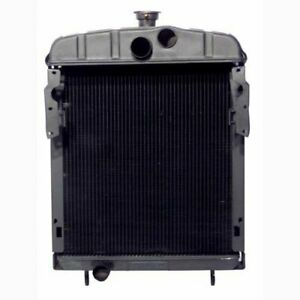 Radiator Farmall International H Super W4 Super Hv W4 Os4 Hv O4 Super H