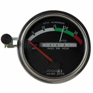 Tachometer Gauge Red Needle John Deere 4620 6030 4020 4520 4320 3010 4010 4000
