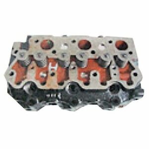 Cylinder Head With Valves Ford 1215 1310 1210 1220 1120 Shibaura Sp1740 Sp1540