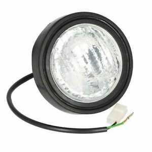 Headlight Assembly 12v Halogen Round Minneapolis Moline Oliver