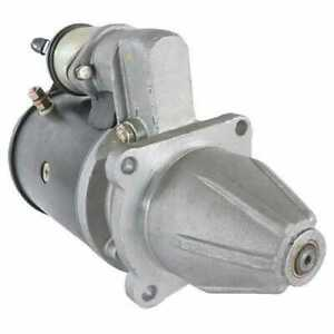Starter Lucas Style Dd 16669 Compatible With Massey Ferguson 2640 2705 2675