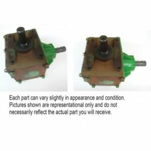 Used Hitch Gear Case Assembly John Deere 945 956 955 946 Ae50910