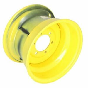 10 X 15 Front Rim Yellow New John Deere 3020 4320 4230 4020 4000 4040 4430