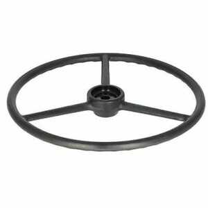 Steering Wheel Compatible With Oliver 880 550 1800 77 1600 1550 770 1650 White