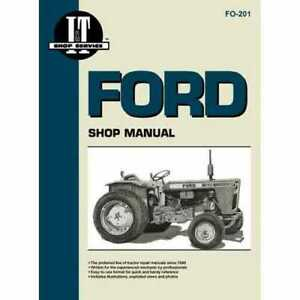 I t Shop Manual Collection Ford Tw10 8000 8000 5000 5000 Tw20 Tw20 9700 9700