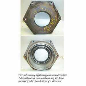 Used Axle Housing End Cap Compatible With International 1468 1466 1486 1086