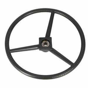 Steering Wheel Black Allis Chalmers D19 D12 D14 D10 D21 D17 D15 Gleaner F K