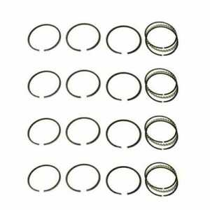 Piston Ring Set Standard 4 Cylinder Minneapolis Moline Oliver John Deere
