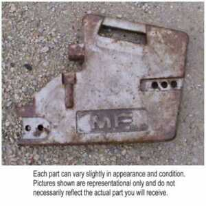 Used Suitcase Weight Massey Ferguson 2675 2805 2705 2775 2745 1873950m4