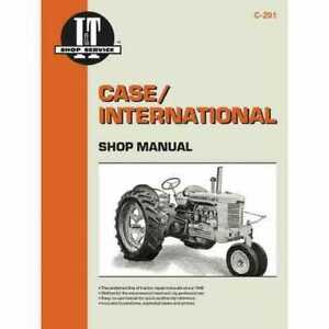 I t Shop Manual Collection Case 300 300 300 300 600 600 400 400 500 500 350 350