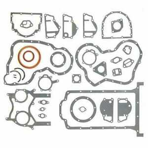 Conversion Gasket Set Perkins Massey Ferguson 50 255 265 175 165 Allis Chalmers