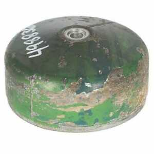 Used Transmision Oil Filter Cover Compatible With John Deere 4020 4230 3020